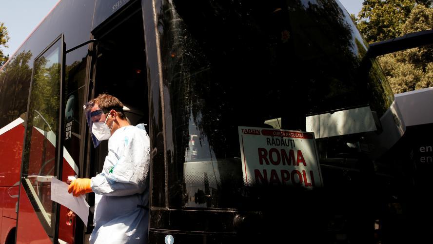 Coronavirus : Les nouvelles ne sont pas bonnes en italie
