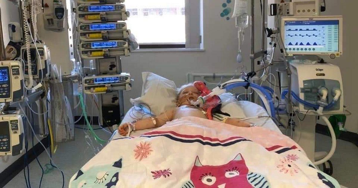 Une fillette de 5 ans se bat contre la maladie de Kawasaki après avoir guéri du Covid-19