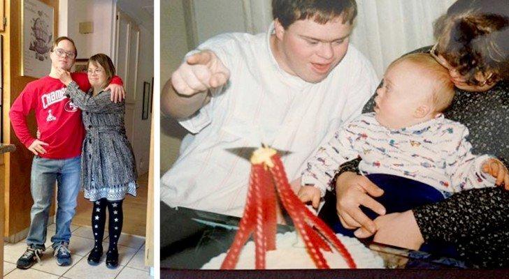 Un couple porteur de trisomie 21 donne naissance à un enfant : un débat sur le sens des responsabilités se déchaîne