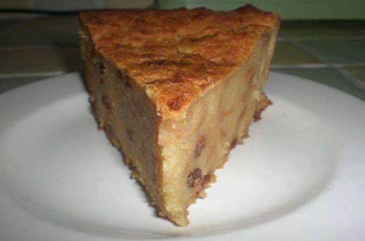 Chez les Chtis, lorsque les mamans avaient trop de pain elle faisait du « Pain d'chien »,voici la recette sans sucre, ni lait