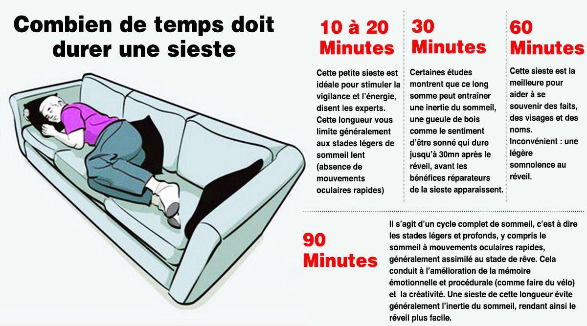 Oui, faire la sieste améliore la santé, donne une meilleure mémoire, fait perdre du poids et bien plus encore