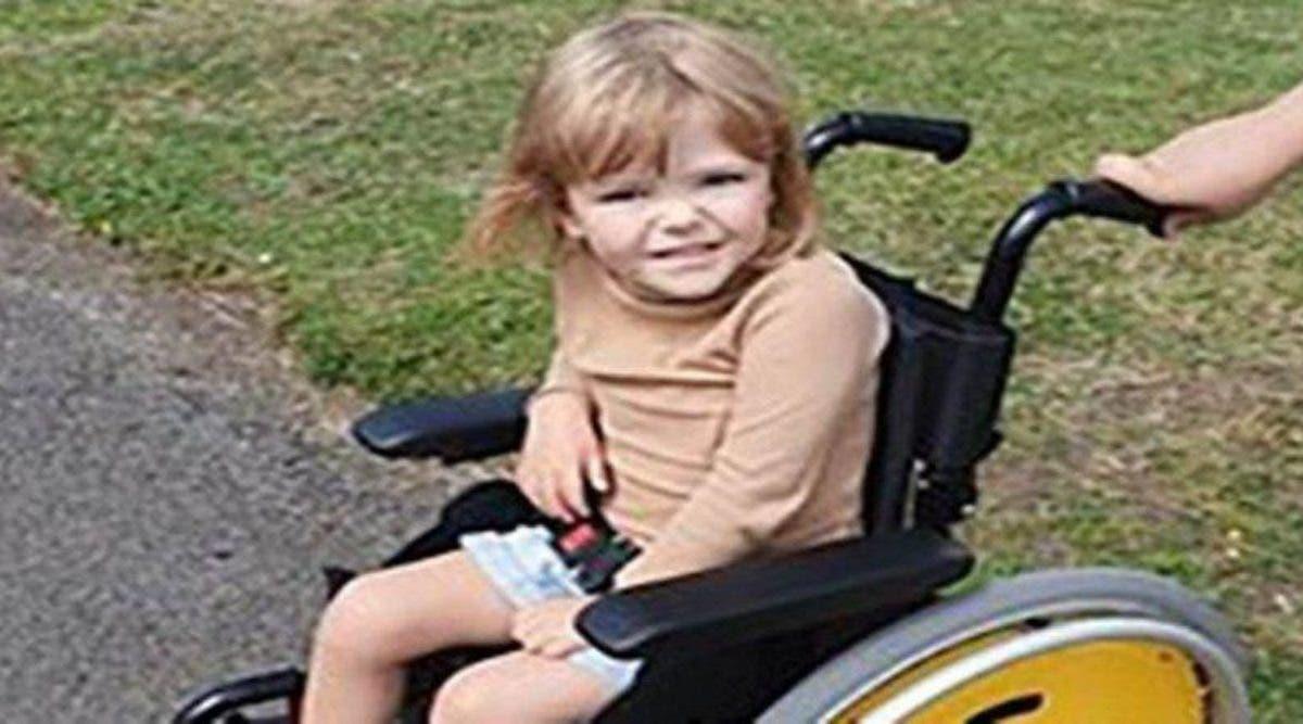 « Vous êtes un fardeau pour la société et vous ne devriez pas être en vie » les mots glaçants à une petite fille handicapée