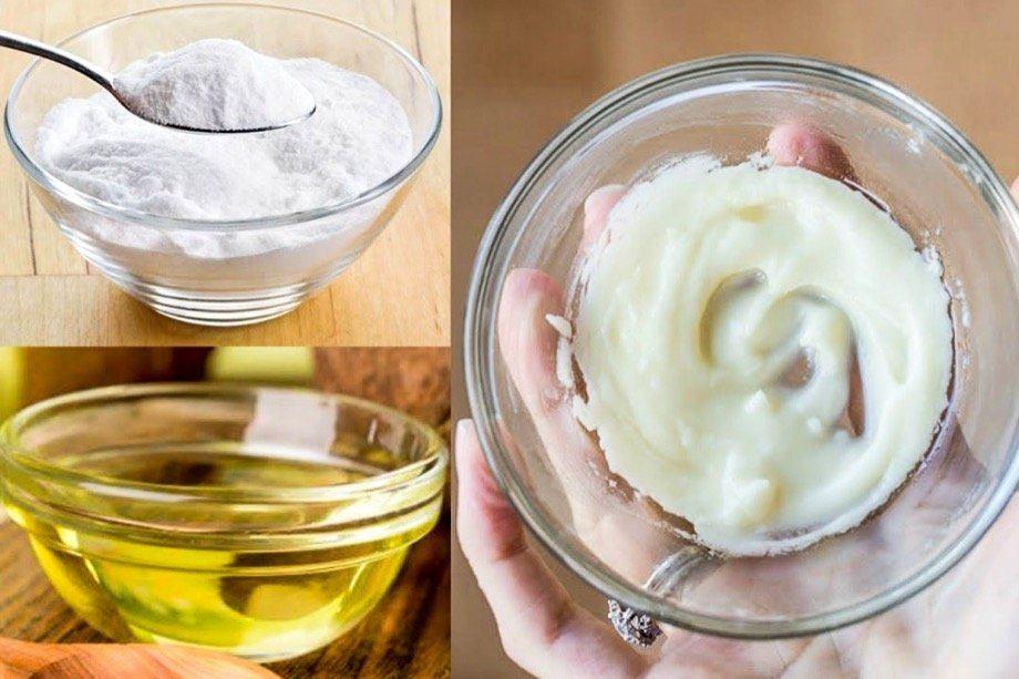 Voici comment nettoyer votre visage en profondeur avec l'huile de coco et du bicarbonate de soude