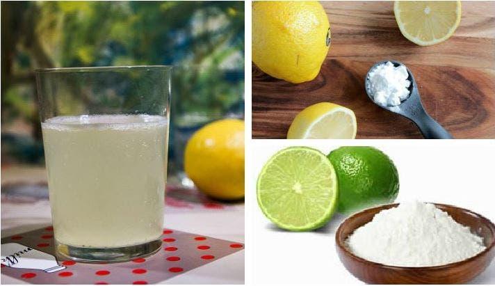 Maigrir du ventre grâce au bicarbonate de soude. la recette et la préparation
