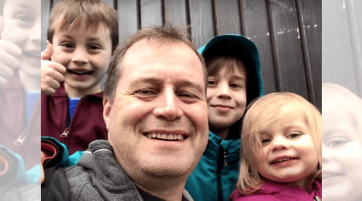 « Câlinez-les le plus souvent possible » : ce papa en deuil a perdu ses trois enfants le même jour