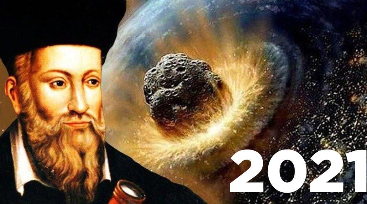 Les prédictions de Nostradamus pour l'année 2021