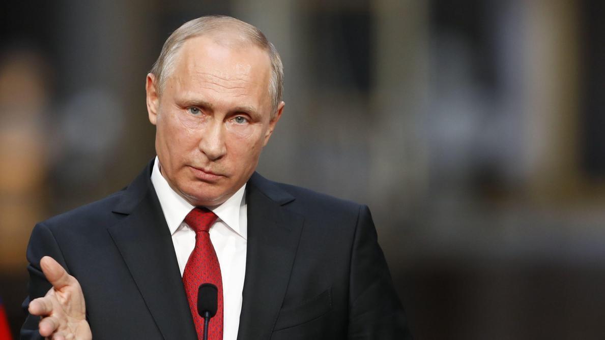 """Poutine annonce le """" premier """" vaccin développé contre le coronavirus"""