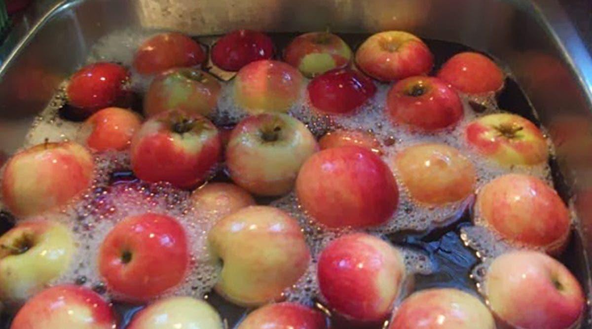 Comment utiliser le bicarbonate de soude pour laver 96% des pesticides toxiques de vos fruits et légumes ?