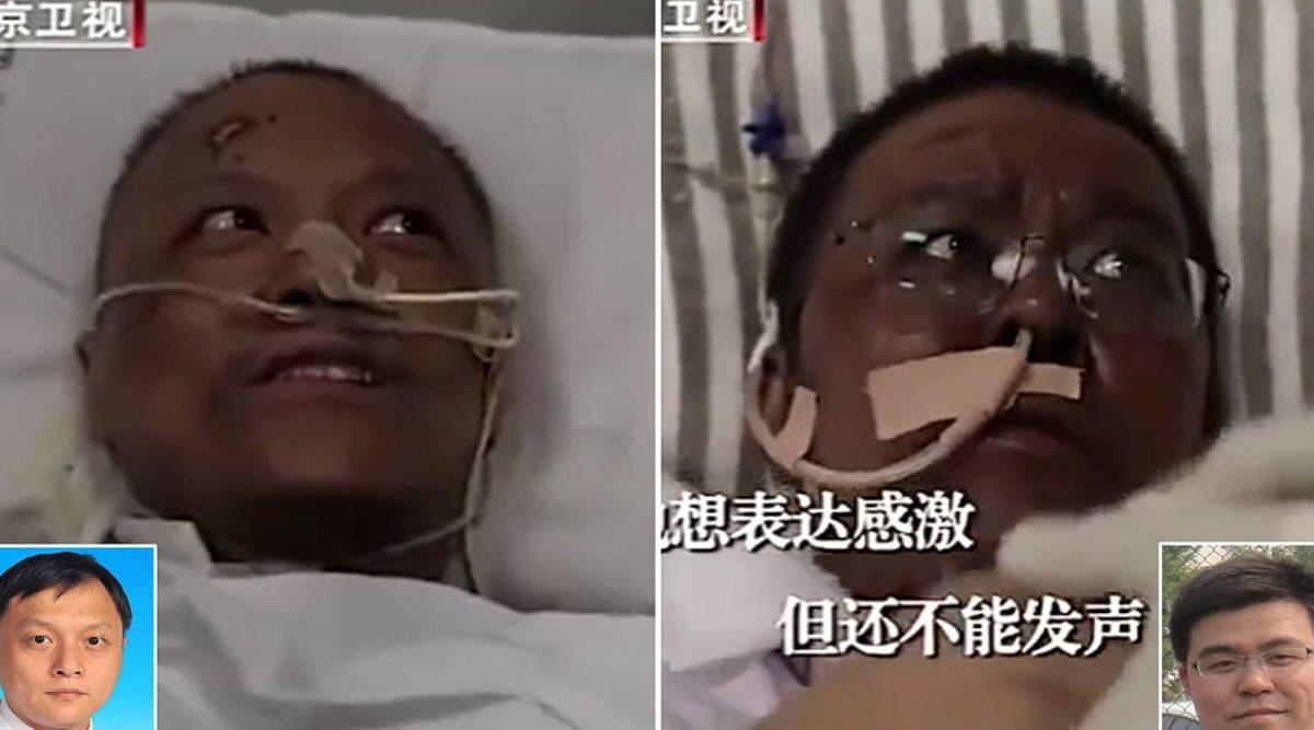 Des médecins chinois contaminés par le Covid-19 se réveillent avec une peau « noire »