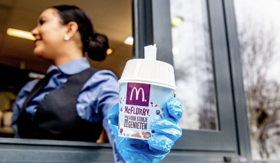 Voici la recette pour pour faire un McFlurry à la maison comme chez McDo