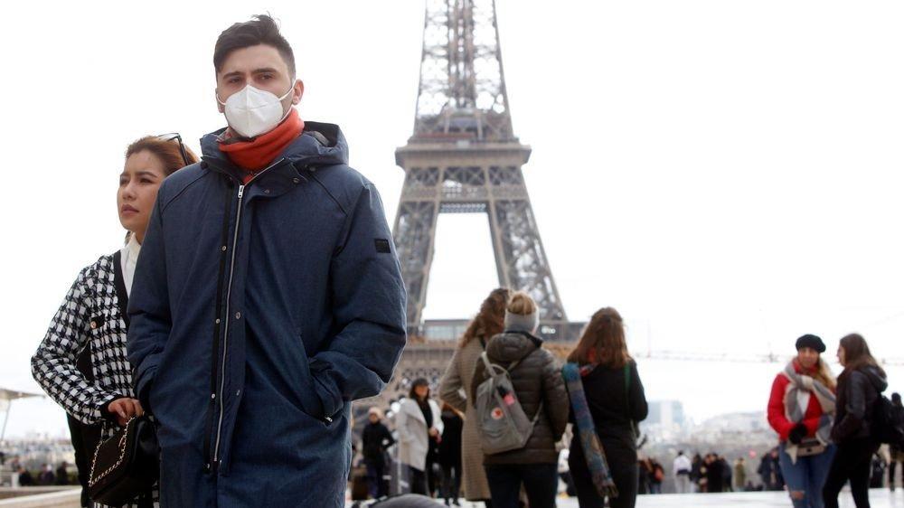 France: Un record de  nouveaux cas positifs en 24 h depuis le déconfinement