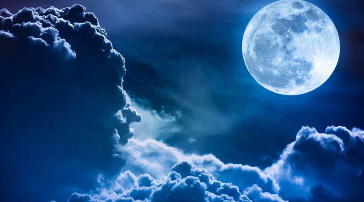 Il y aura une pleine Lune bleu le soir d'Halloween