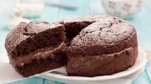Gâteau au yaourt et au Nutella par Cyril Lignac