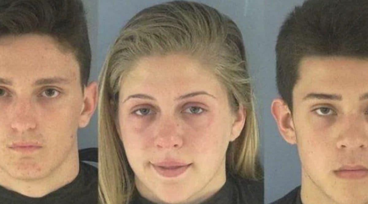 La caméra du restaurant capture 3 employés crachant dans les assiettes de policiers