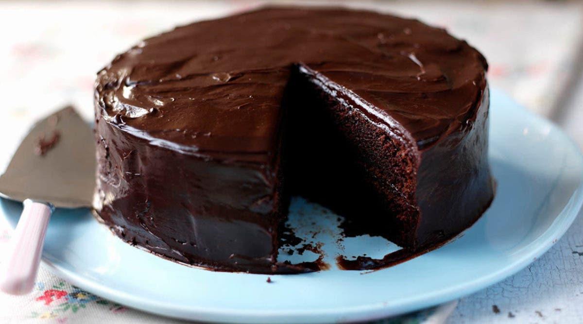 La recette du gâteau au chocolat, sans sucre, sans beurre, sans gluten et qui rend fou les gourmands