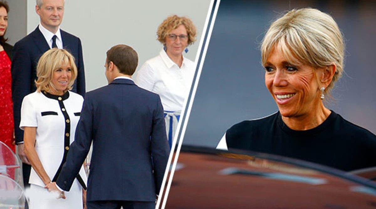 Les raisons pour lesquelles Brigitte Macron est la Première dame la plus appréciée en France