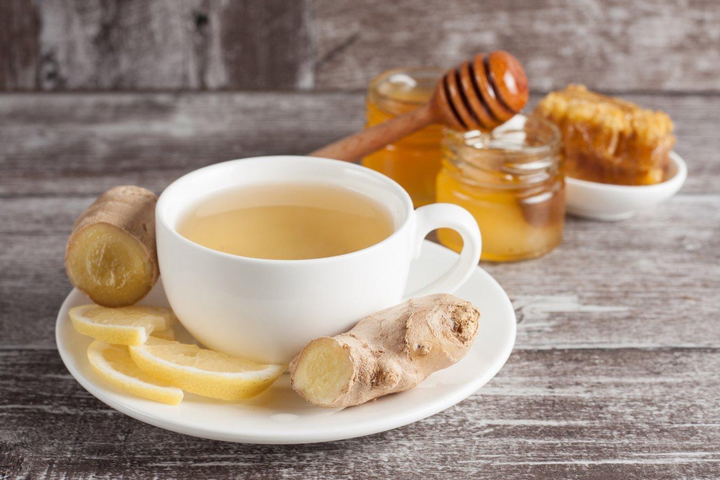 Citron et gingembre : la meilleure recette pour brûler les graisses du ventre et perdre du poids