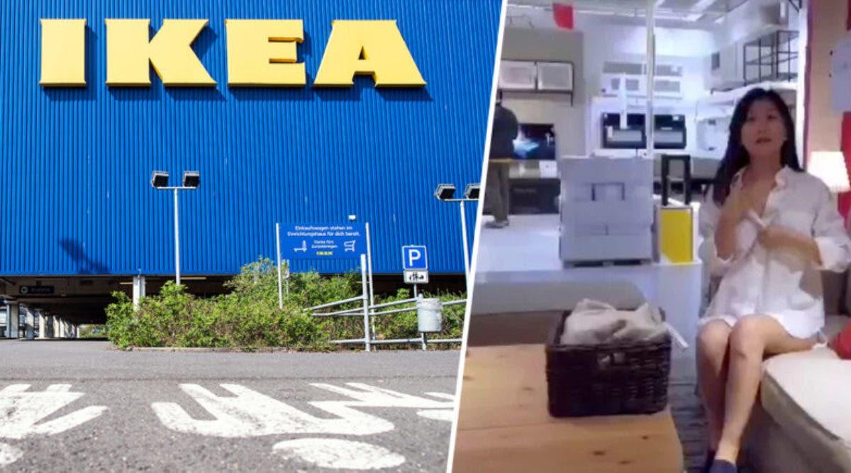 IKEA demande aux clients de ne pas se masturber dans leurs magasins après un incident