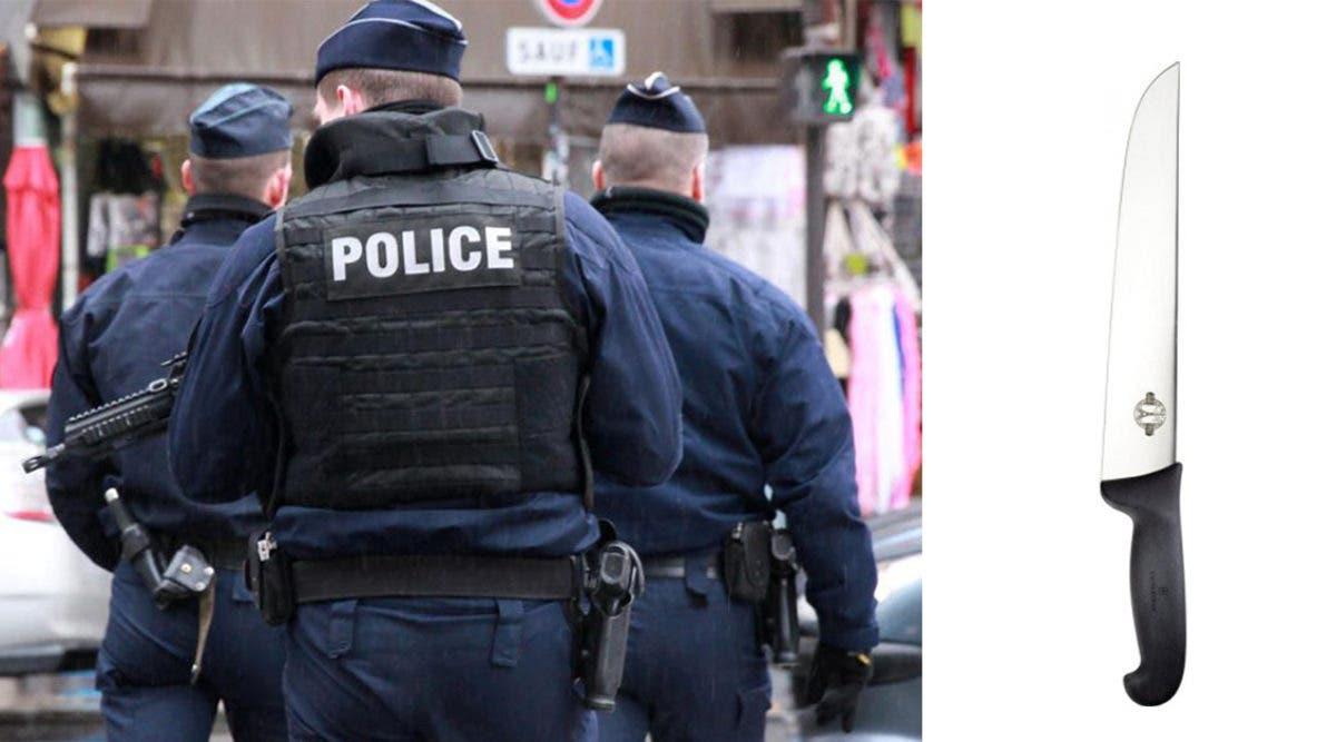 Lyon. Une femme poignarde son conjoint après qu'il ait refusé d'avoir un second rapport sexuel