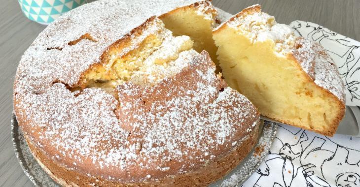 Le gâteau dit « verre de lait » : recette simple, économique et rapide !