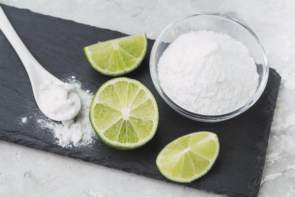 Perdre du poids : voici comment éliminer la gras de votre corps avec du citron et bicarbonate de soude
