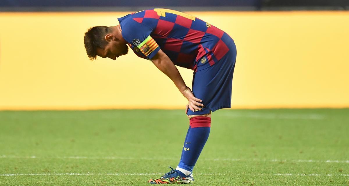 Mercato : Messi a décidé de quitter le Barça