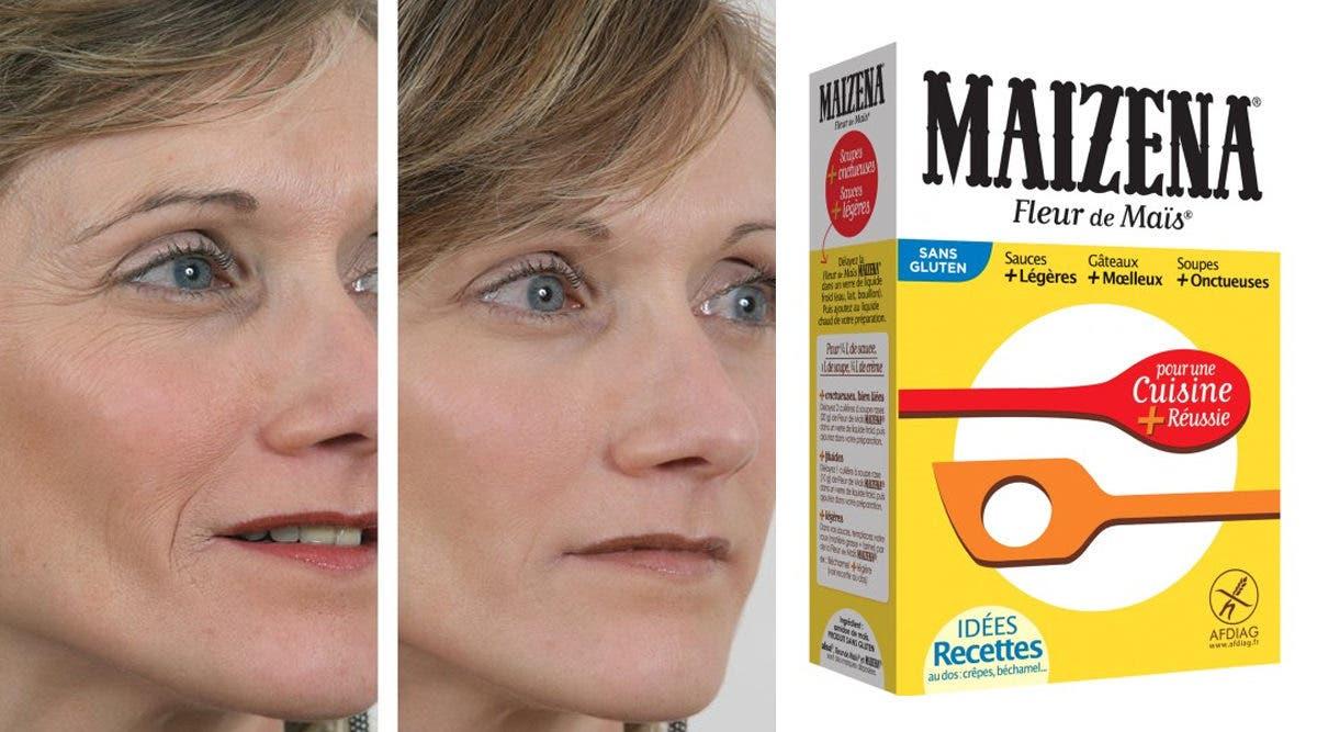 Recette du botox à la maïzena : pour une peau douce et sans rides naturellement