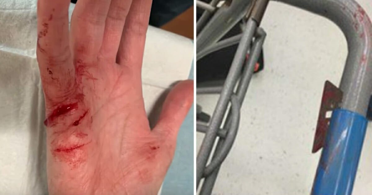 Une lame de rasoir cachée dans la poignée du caddie : le nouveau piège dangereux
