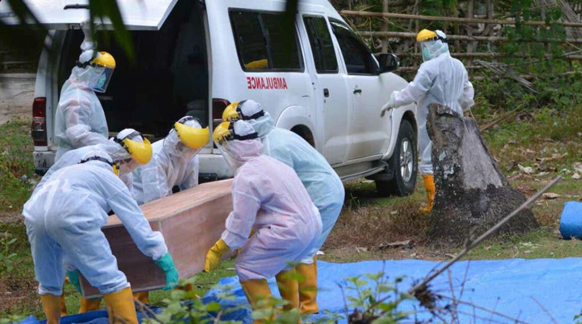 Une famille entière morte en moins d'un mois à cause du Coronavirus