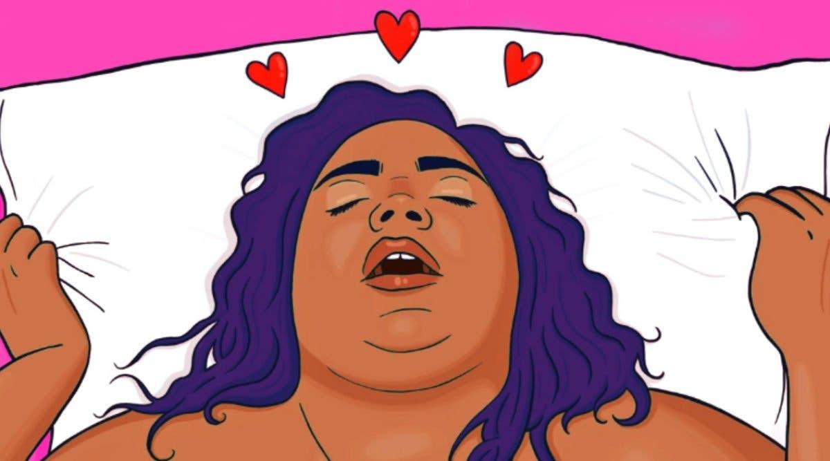 Comment faire l'amour avec une femme ronde