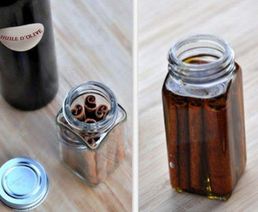 Huile de cannelle maison – remède naturel efficace et grand aphrodisiaque