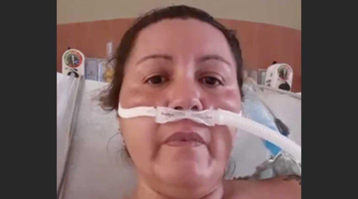 « Je n'aurais jamais pensé devoir me battre pour respirer  » Une victime du Coronavirus se filme avant de mourir