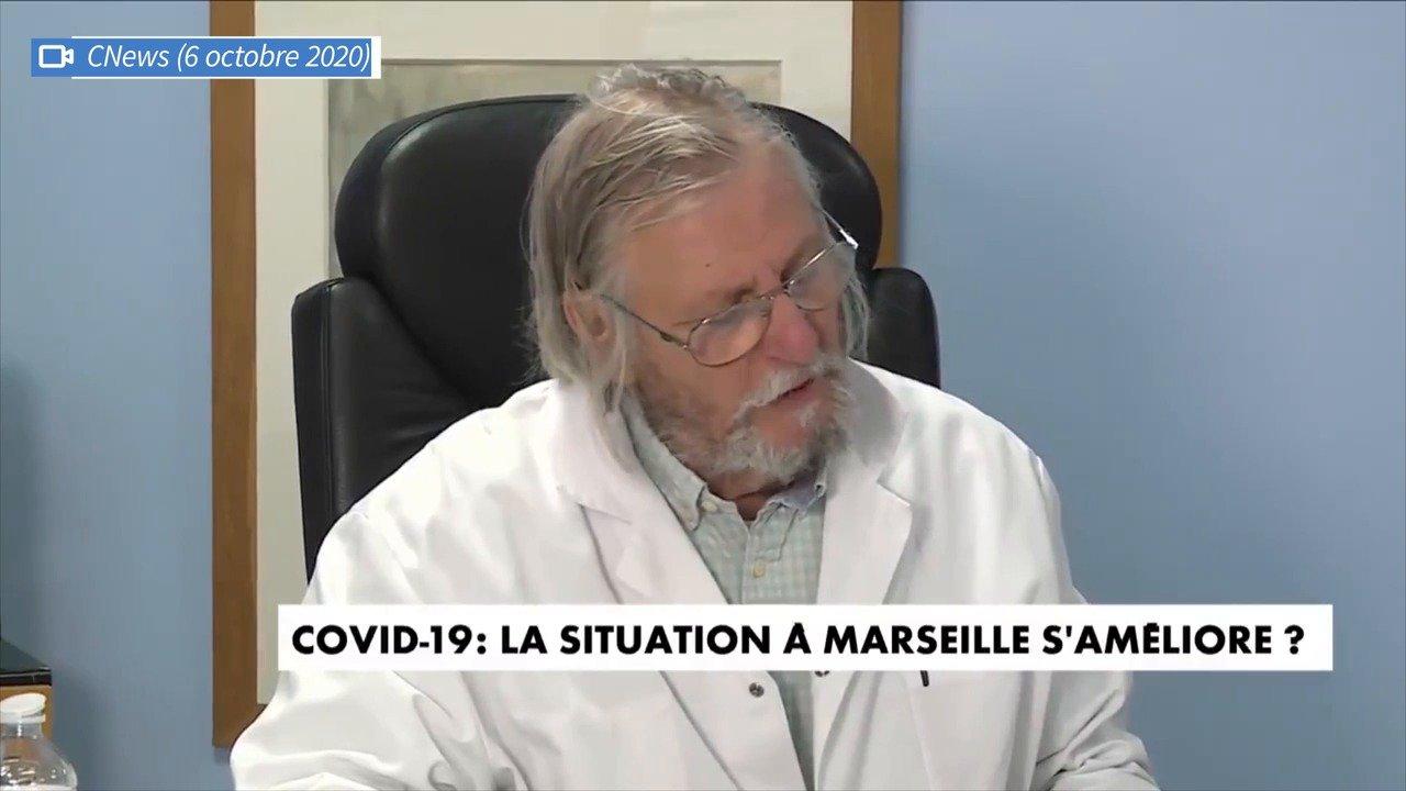 Coronavirus : Didier Raoult s'inquiète d'une nouvelle mutation plus virulente