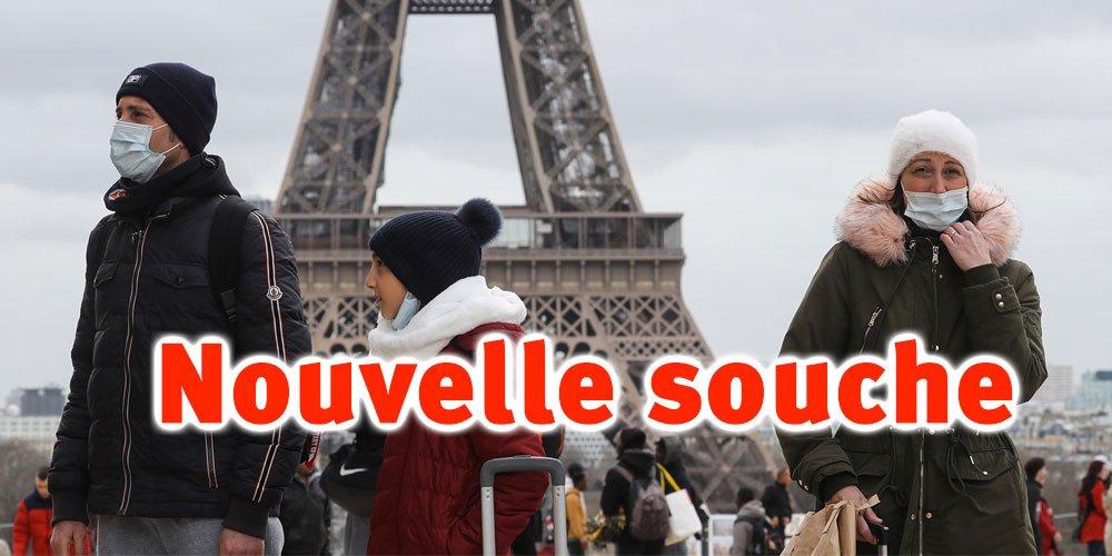 La nouvelle souche premier cas en France ? la réponse