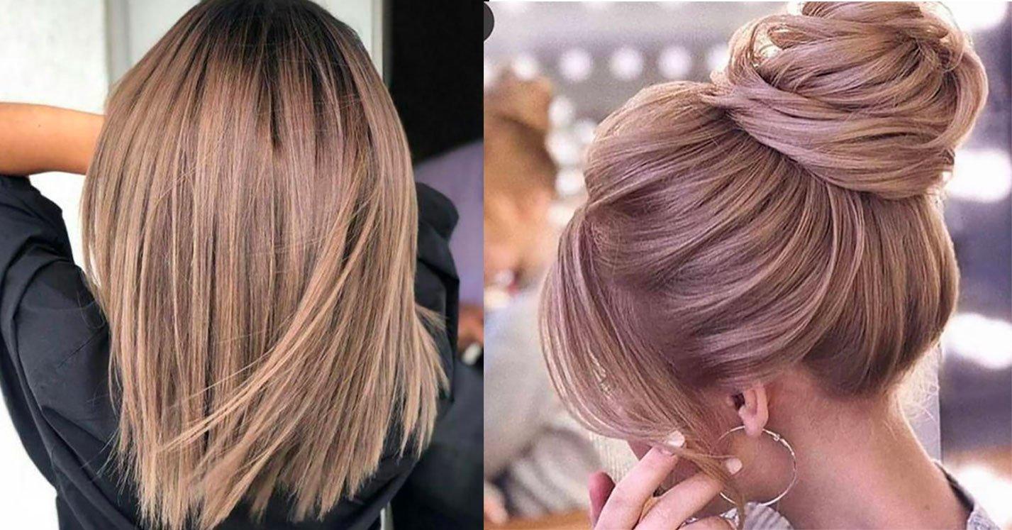 Le blond cacao, la couleur de cheveux tendance pour réchauffer votre hiver