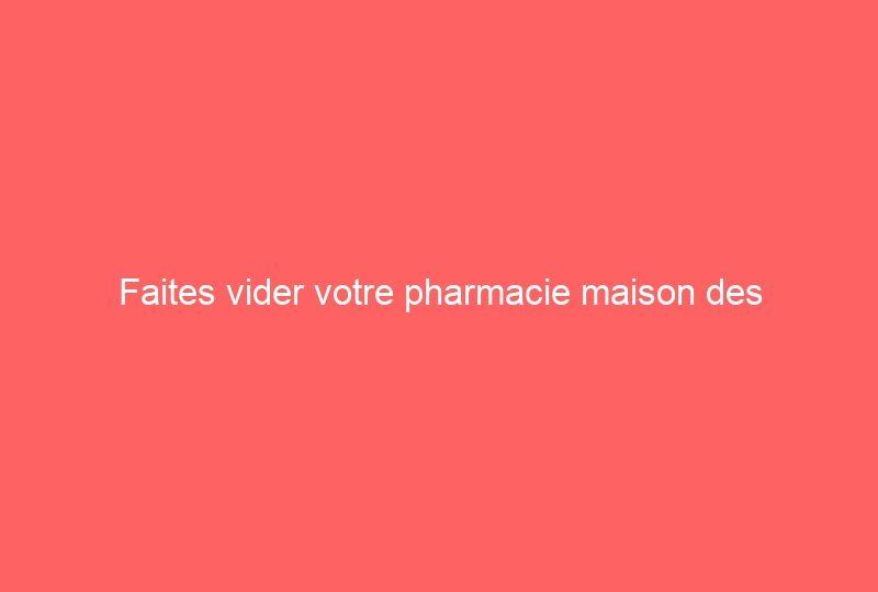 Faites vider votre pharmacie maison des médicaments!!! L'oignon est bien là pour tout soigner